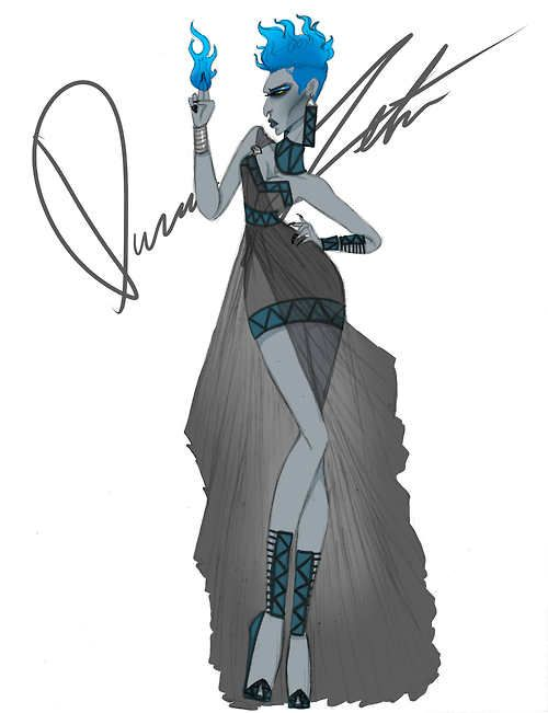 Disney villains, Hades by Daren J