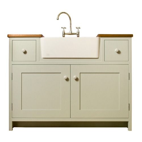 Free Standing Kitchen Sinks Mostly Available In A Wide Variety Of Traditional Ceramic Sinks And Wooden Stand Become The Famous Part Of It
