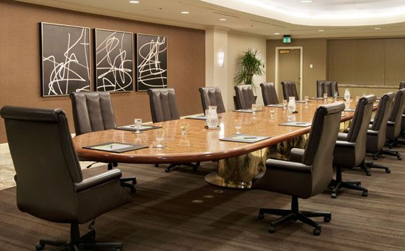 Hilton Anaheim Has 140 000 Sq Ft Of Meeting Space With