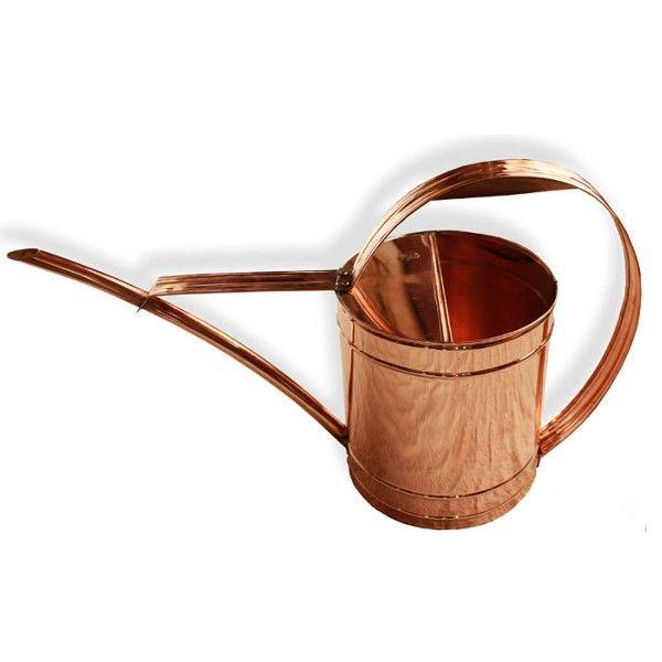 Dorado - duża, miedziana konewka o pojemności 6 litrów. Nie tylko piękna ale i dobra dla wody - uwalnia jony miedzi o dobrym wpływie dla roślin.