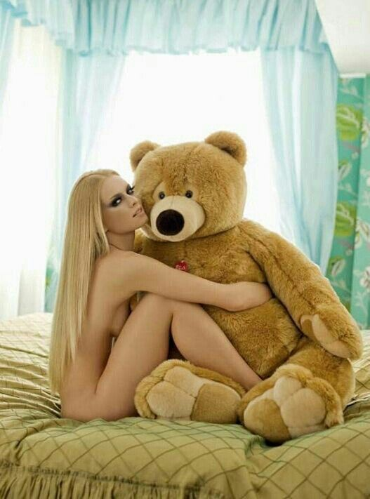 Naked girl with teddy bear sex tumblr, hot sex king of the hill