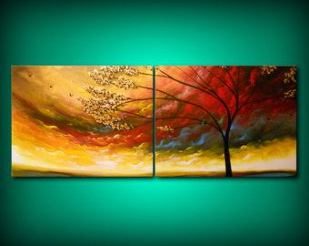 Ähnliche Artikel wie Kunst abstrakte Malerei, original Gemälde Kunst metallisches gold schwere Textur Dick malen 22 x 28 Mattsart auf Etsy