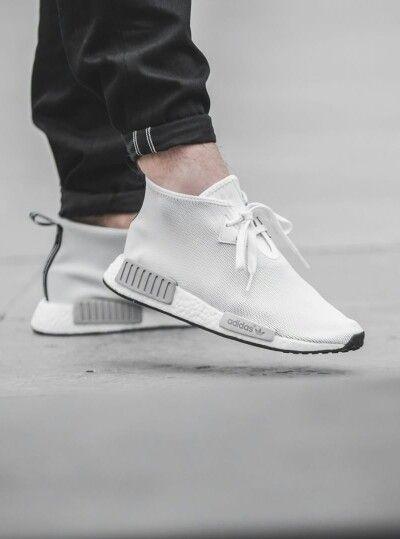 adidas nmd c1 mens white