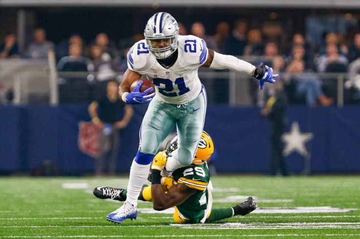Is Cowboys' Ezekiel Elliott the best RB against stacked boxes in NFL? = Last week, we took a deep dive into the rushing stats of Ezekiel Elliott by examining his 2016 performance by down, personnel, the number of defenders in…..