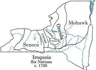 Ирокезы — Википедия