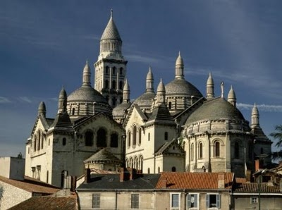The Cathedral in Périgueux.