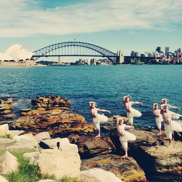 Matthew Bourne's 'Swan Lake' in Sydney