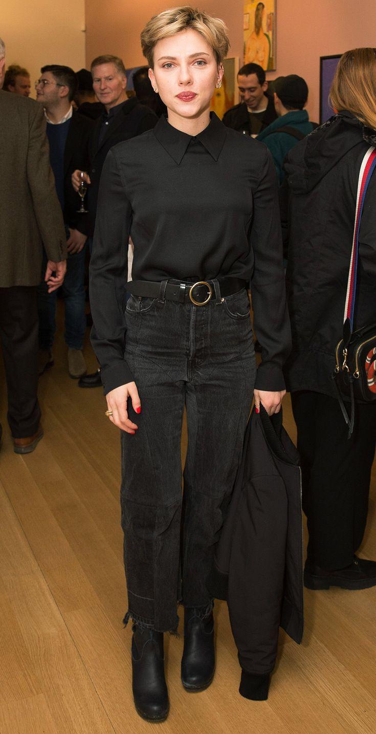 Scarlett Johansson Vetements