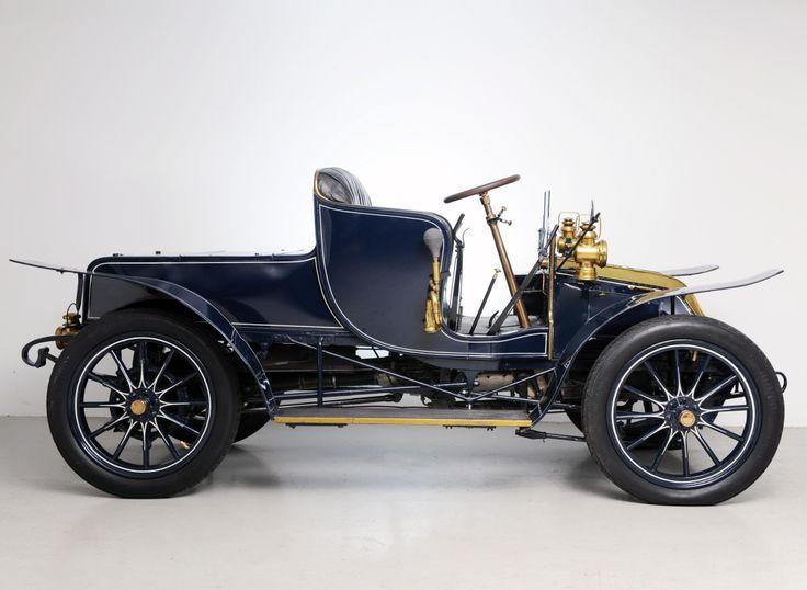 1904 Wilson-Pilcher 12-16hp Four-Cylinder Four-seat Phaeton.