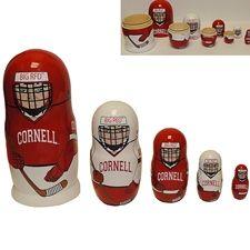 Hockey Russian Nesting Doll