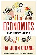 Economics by Ha-joon Chang:  In his bestselling 23 Things They Don't Tell You About Capitalism, Cambridge economist Ha-Joon Chang brilliantly debunked many of the predominant myths of neoclassical economics. Now, in an entertaining and accessible primer, he explains how the global economy actually works—in real-world terms. Writing with...