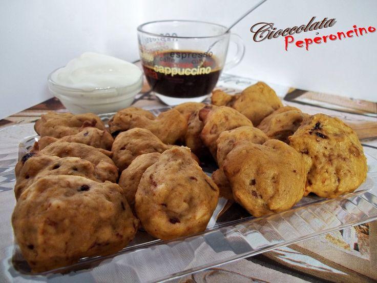 Biscotti caffè e panna