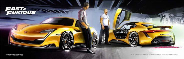 JMV Design Porsche 929 Coupe
