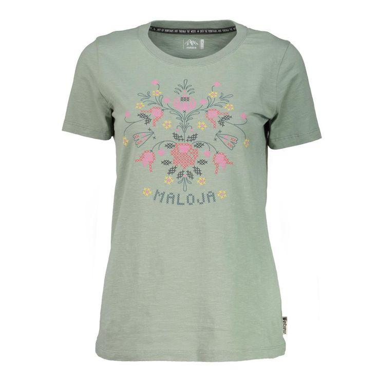 Doorout Angebote Maloja MitterfeldenM. Wms Shirt grau/grün Damen Gr. L: Category: Outdoorbekleidung > Damen > Hemden und…%#Quickberater%