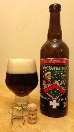 Coaster Critique: St.Bernardus Christmas Ale