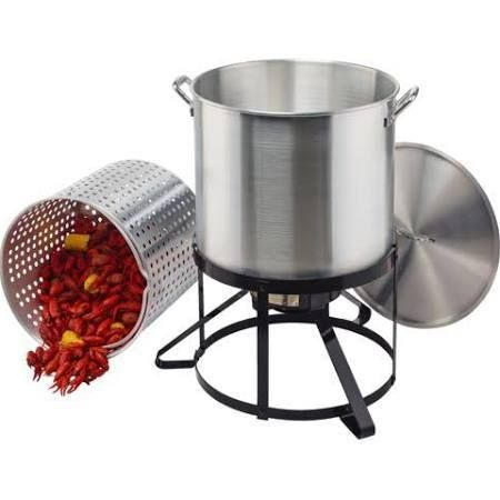 The Crawfish Boiler: An Overview