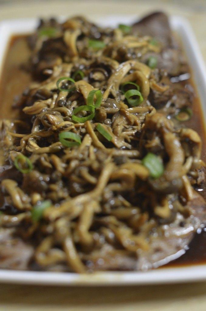 Bife grelhado ao molho cremoso de shimeji « Receitas de Inverno - REVISTA BOA FORMA