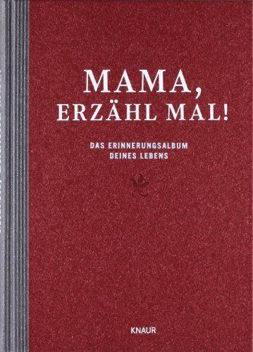 Das Erinnungsbuch als Geschenk für die Mama Like <3 Repin <3