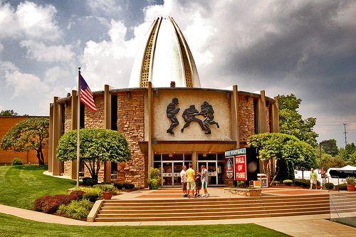 Pro Football Hall of Fame - Canton, Ohio