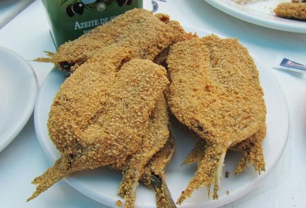 Veja como preparar uma sardinha frita e deixar ela bem sequinha e crocante. É…