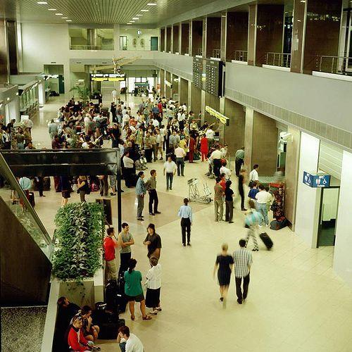 Bucuresti - Aeroportul Otopeni (interior) (1)