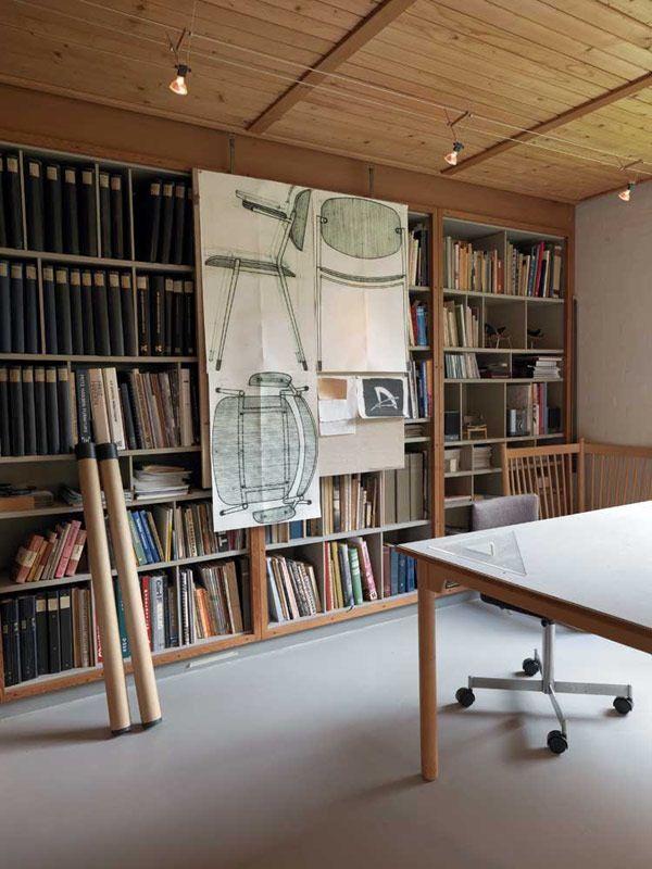 Borge Mogensen home studio
