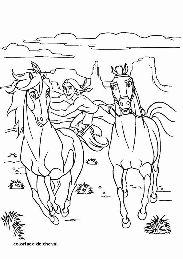 Dessin Facile A Dessiner Disney Horse Coloring Pages Horse Coloring Animal Coloring Pages