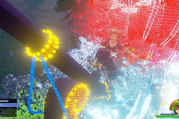 Kingdom Hearts 3 trailer features titanic boss