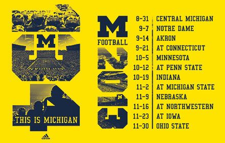 MGOBLUE.COM - University of Michigan Official Athletic Site - Promotions