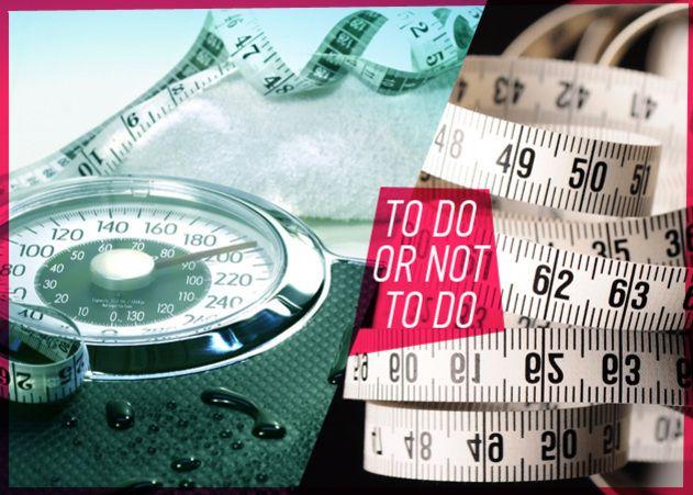 3 συμβουλές για δίαιτα και 3 διάσημες δίαιτες