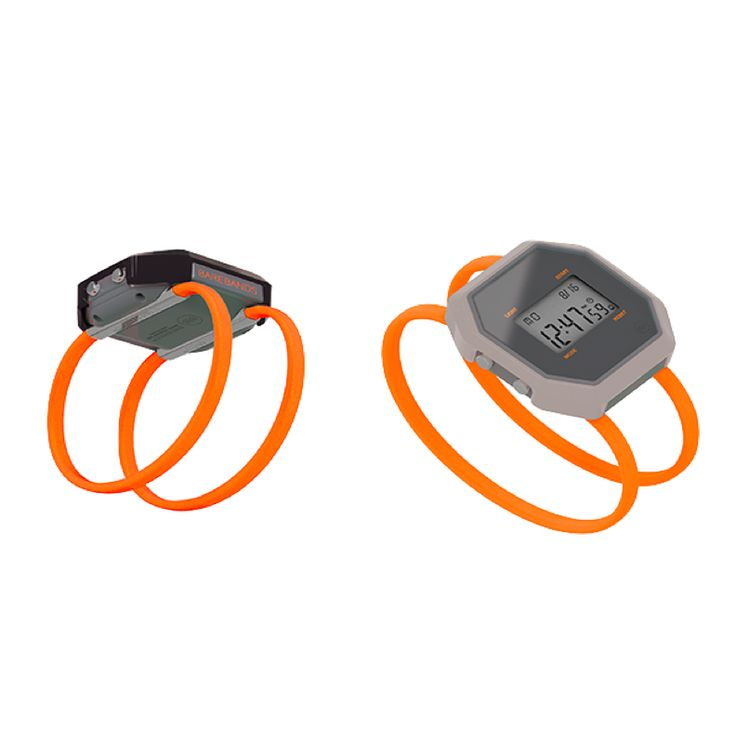 "Designer Aiyza Jewelery- Fahrenheit by BareBands- Women - Jewelry - Bracelets LINK- https://aiyza.com/collections/fahrenheit The FAHRENHEIT BareBands watch comes with a variety of sizes of interchangeable orange bands, and has two different ""shells"" to customize the face of the watch in colors warm grey and black.    Color: orange and black Material: Digital Watch with Hi-Grade Silicon Bands Item Fit / Dimensions: One Size Fits All Made In: China Shipped From: United ..."