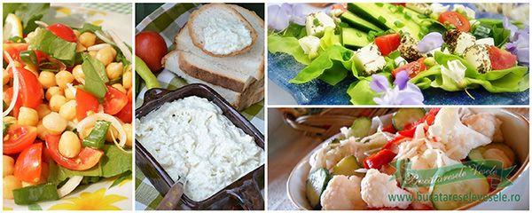 Racoritoare si pline de savoare savurati cateva portii de salate . Sosuri inedite , sosuri light , sosuri fierte servite la salate si fripturi. Salate legume, salate fructe, sosuri, mujdei, maioneza fiarta, sos de maioneza, maioneza din lapte, sos rosii, chutney de ardei picant. Nu trebuie decat sa dati clik pe imagine si veti fi […]