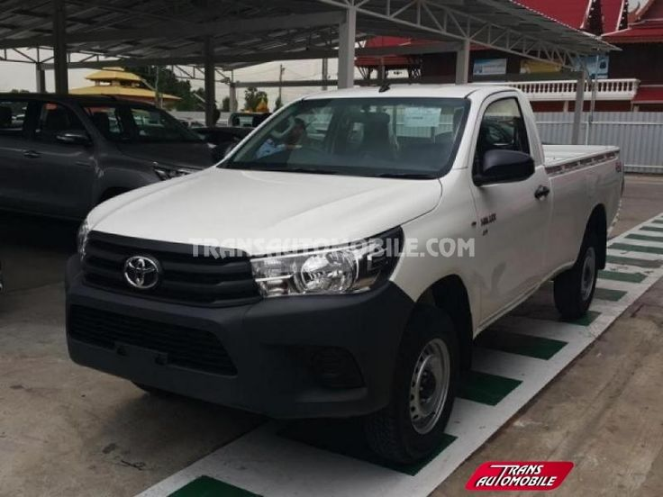 toyota hilux revo pickup single cab 2 8l j rhd 4x4 to. Black Bedroom Furniture Sets. Home Design Ideas