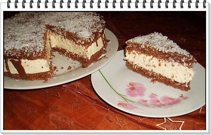 Pyszne ciasto dla leniwych z alkoholem! Nie dość, że jest proste to efekt końcowy jest powalający! Wygląda niesamowicie i można się nim chwalić przed innymi
