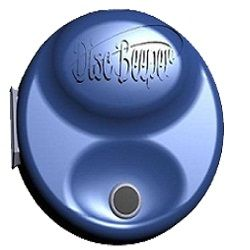 Disc Beeper  Electronic Disc/Frisbee Tracking Device for Disc Golf. Allowed by PDGA for usage on any disc at competitions. Available from: www.skyliteshop.com