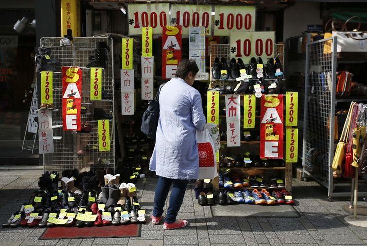 Núcleo de preços ao consumidor do Japão sobe em fevereiro - http://po.st/BC2ZZL  #Economia - #Consumidor, #CPI, #Fevereiro, #Inflação, #Japão, #Preços