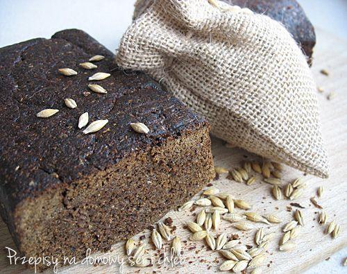 Przepisy na domowy ser i chleb: Pumpernikiel