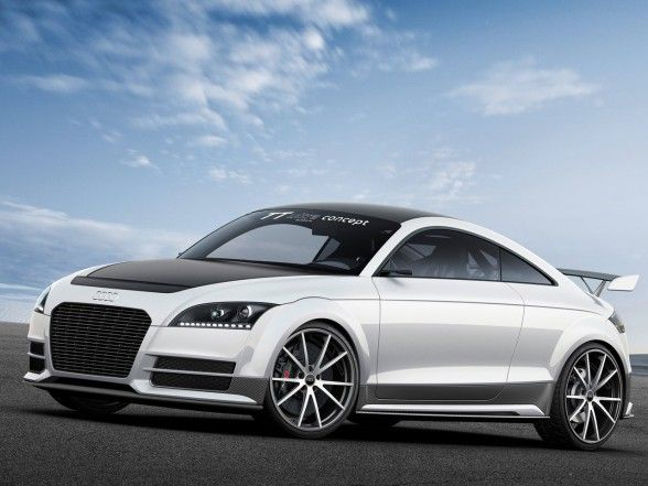 Audi TT ultra quattro Concept (2013)