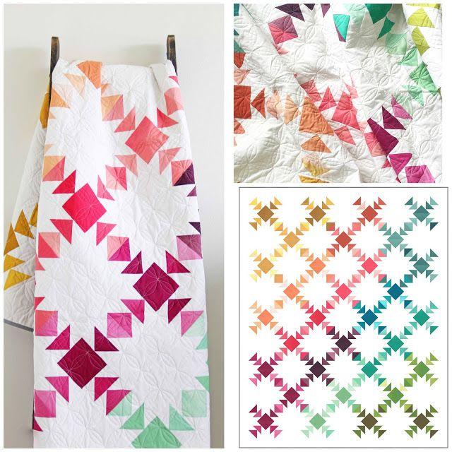 The 25+ best Modern quilt patterns ideas on Pinterest   Stripe ... : modern quilting patterns - Adamdwight.com