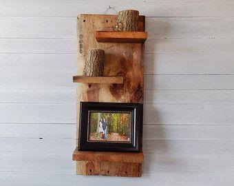 Met de hand gemaakt van geregenereerde schuur hout door TicinoDesign