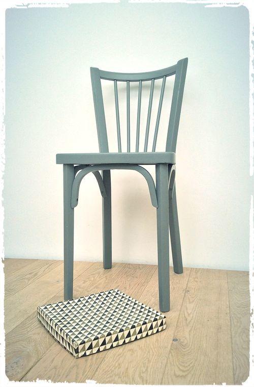 Les 25 meilleures id es de la cat gorie chaise bistrot sur for Chaise baumann