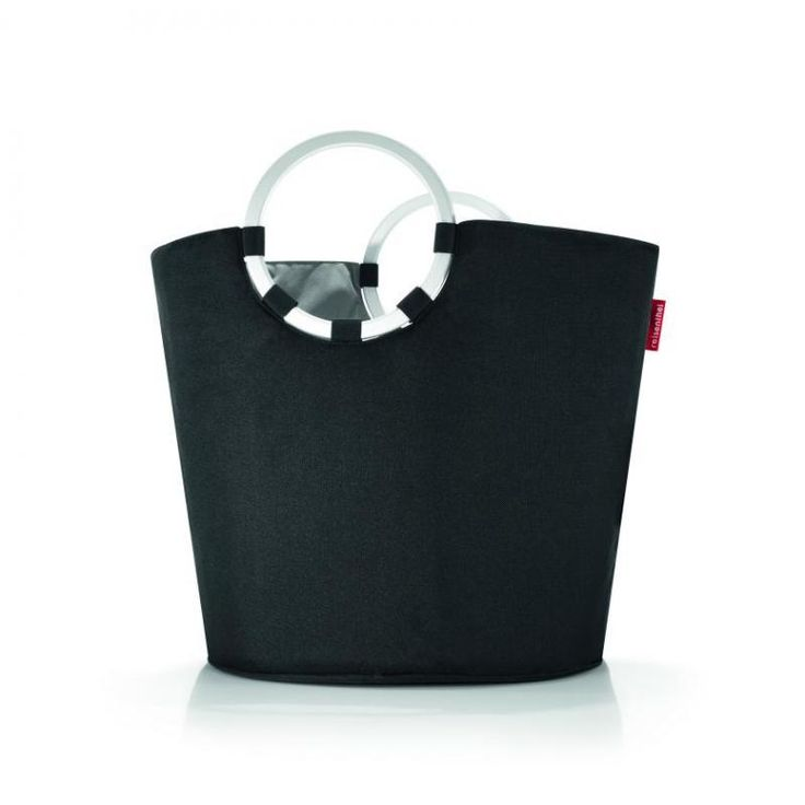 Kosz domowy loophome black - DECO Salon #reisenthel #basket #shoping #giftidea  #bag #homeaccessories