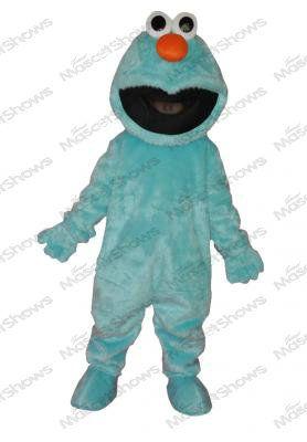 Sesame Street Mascots Plush Rosita Costume | Mascot ...