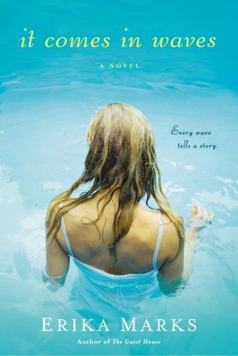 It Comes In Waves by Erika Marks, http://www.amazon.com/dp/B00G3L11KS/ref=cm_sw_r_pi_dp_JAYoub00YW4K6  Loved meeting Erika!   I can't wait to check out It Comes in Waves.