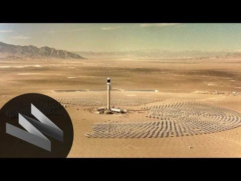Crescent Dunes Solar Energy Project Part 1: The Facility-The Window