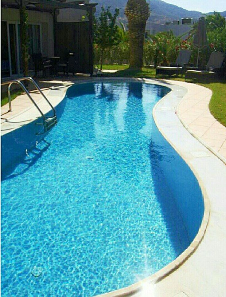 This summer vacation choose to step out of your room and dive into your private pool