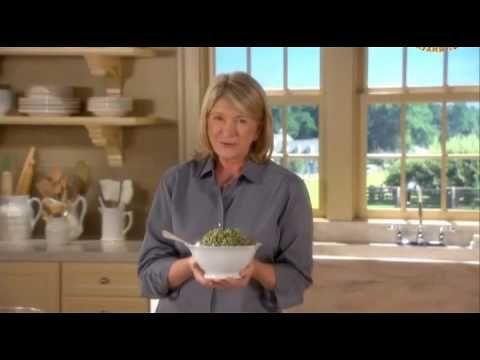 Кулинарная школа Марты Стюарт - Крупы - YouTube