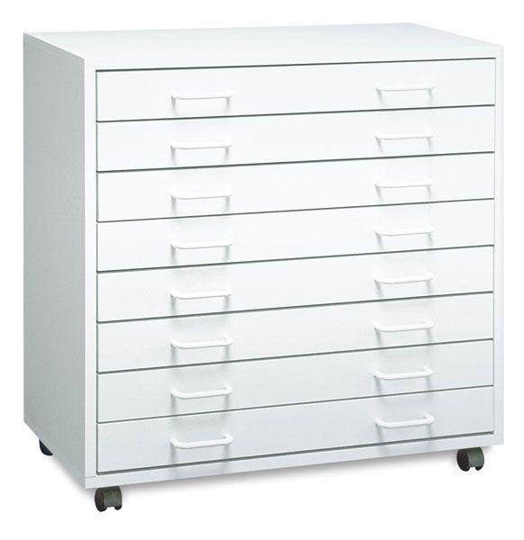 Scrapbooking Storage Cabinets | Martin Universal Design Mobile Storage Units - BLICK art materials