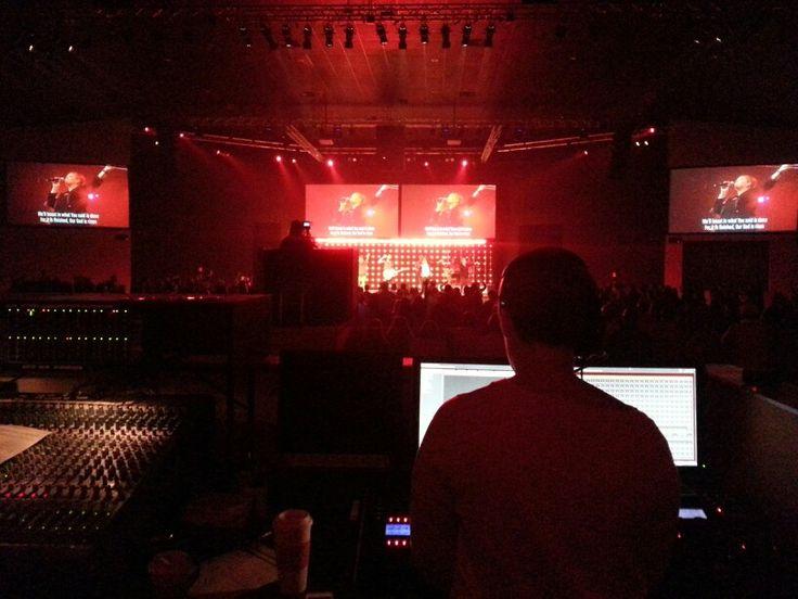 C3 Church kicks off its 930 service in Clayton, NC. We