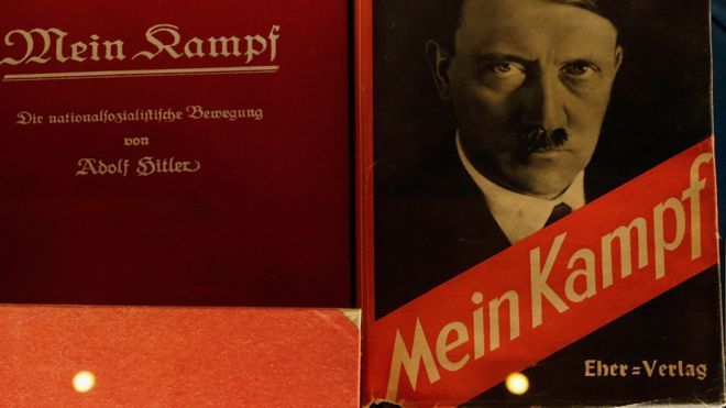 Hitler's Mein Kampf not a bestseller in Germany | Damien McGuinness, BBC News, 3 January 2016